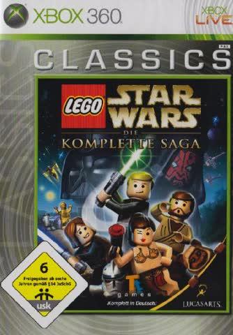 LEGO Star Wars - Complete Saga (Family Classics)