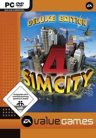 Sim City 4 - Deluxe Edition [EA Value Games]