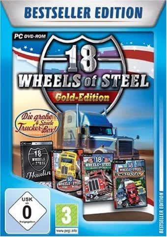 18 Wheels of Steel: Gold-Edition