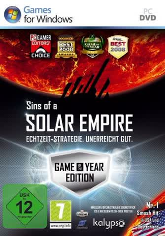 Sins of a Solar Empire - Game of the Year Edition