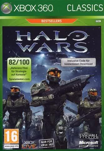 Halo Wars Classics