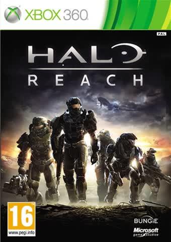 Halo: Reach (Xbox 360) [PEGI]