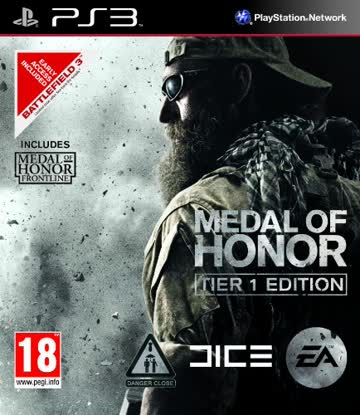 Medal of Honor - Tier 1 Edition Uncut