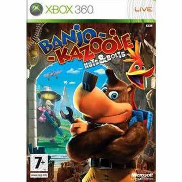 Banjo-Kazooie: Nuts & Bolts 360 DK/FI (Xbox 360)