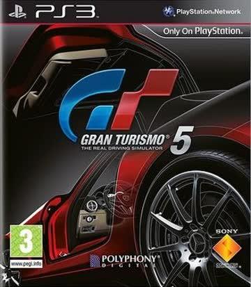Gran Turismo 5 (PEGi Deutsch)