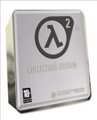 Half-Life 2 - Collectors Edition (DVD-ROM)