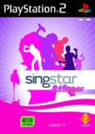 Singstar Schlager (Only Game)