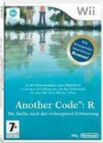Another Code R - PEGI