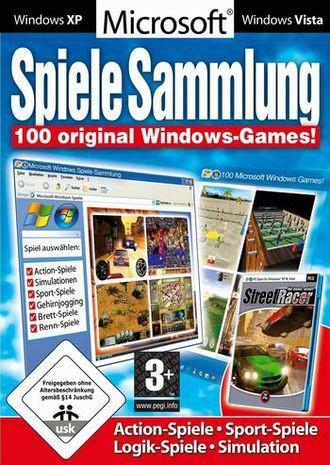 100 Original Windows-Games Für Xp Und Vista