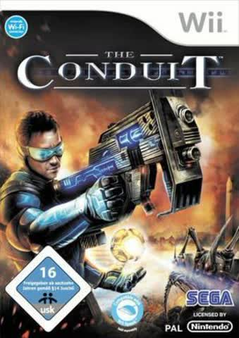 The Conduit (AT-Version) - PEGI
