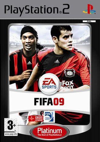 Fifa 09 Platinum