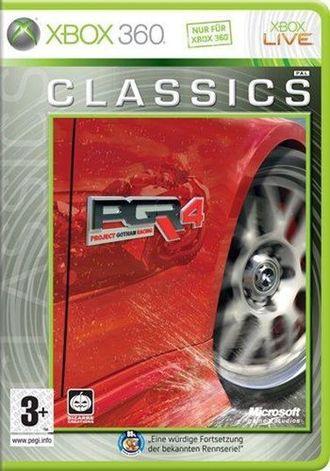 Classics: Pgr 4 - Project Gotham Racing 4