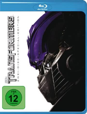 Transformers - Kinofilm [Blu-ray] [Special Edition]