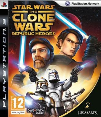 Star Wars Clone Wars 2 Republic Heroes