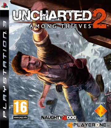Uncharted 2: Among Thieves [Platinum] [PEGI]