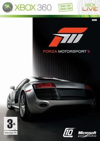 Forza 3 (Xbox 360)