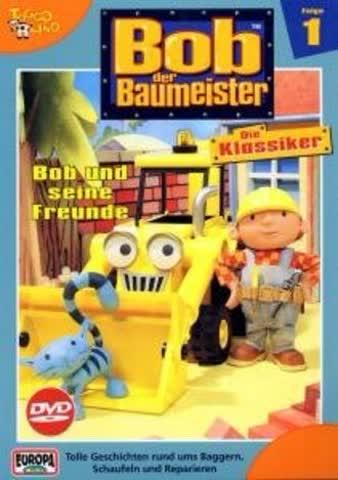 DVD Bob der Baumeister Klassiker 01 -