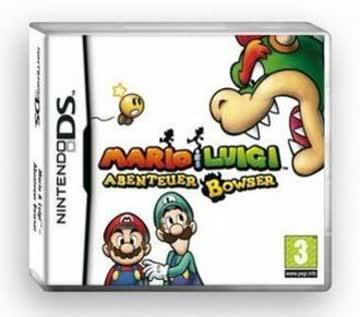 Mario & Luigi 3: Abenteuer Bowser