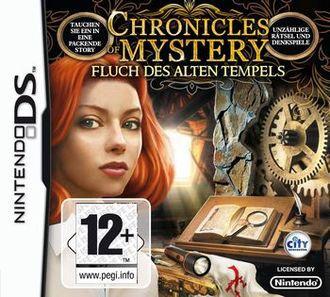 Chronicles Of Mystery: Fluch Des Alten Tempels