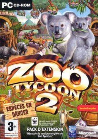 Zoo Tycoon 2 - Espèces en danger