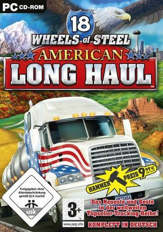 18 Wheels Of Steel - Long Haul