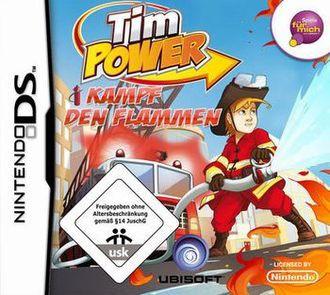 Tim Power: Kampf Den Flammen