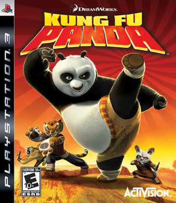SONY GIOCO PS3 KUNG FU PANDA