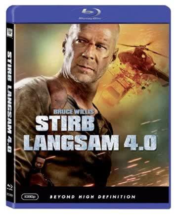 BLU-RAY STIRB LANGSAM 4.0