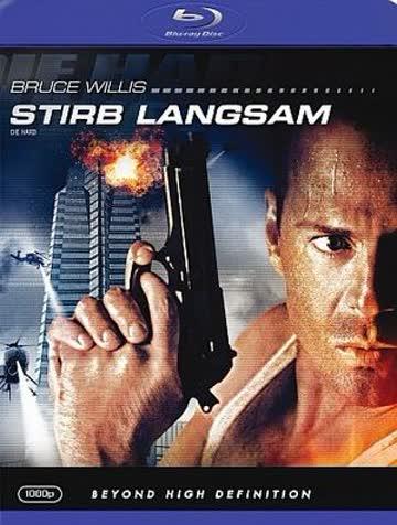 Stirb langsam [Blu-ray]