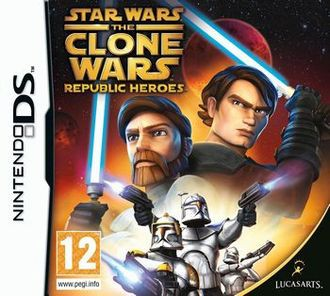 Star Wars The Clone Wars Repulic Heroes