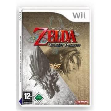 The Legend of Zelda: Twilight Princess [Pegi]