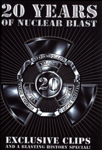 Various Artists - 20 Years of Nuclear Blast (2 DVDs)