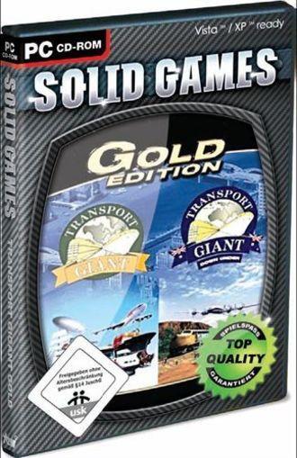 Solid Games: Transport Gigant - Gold Edition