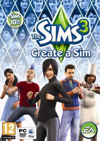 The SIMS 3: Create A SIM