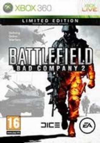Battlefield Bad Company 2 Limited Edition