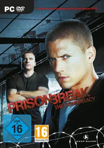 Prison Break PC [Import germany]