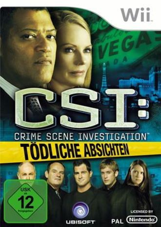 Csi - Crime Scene Investigation: Tödliche Absichten