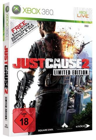 Just Cause 2: Special Edition