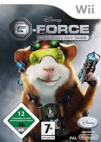 G-Force Agenten Mit Biss