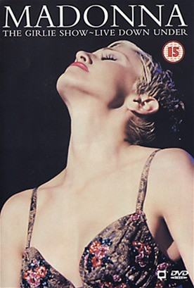 Madonna - The Girlie Show, Live Down Under