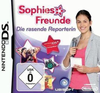 Sophies Freunde: Die Rasende Reporterin