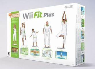 Wii Fit Plus (Incl. Balance Board)
