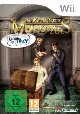 Galileo Mystery - Die Krone des Midas