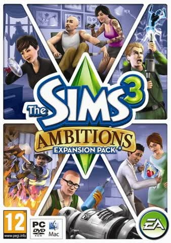The Sims 3: Ambitions [Add-On]