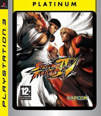 Street Fighter 4 Platinum