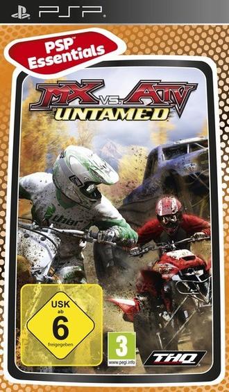 MX VS. Atv Untamed Essentials