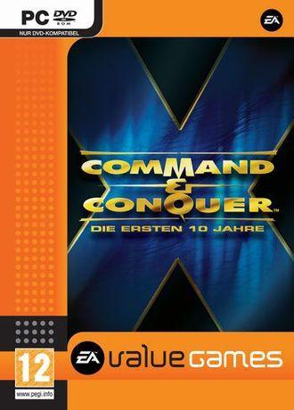 Command & Conquer Die Ersten 10 Jahre (Value Games)