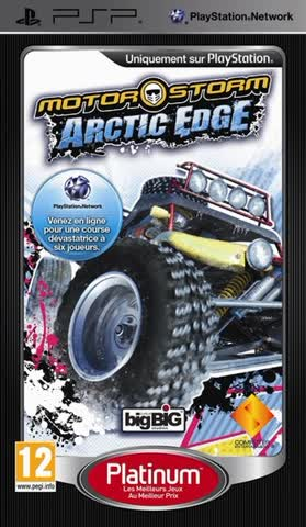 Motorstorm Artic Edge Platinum