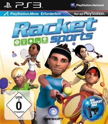 Racket [AT PEGI] - [PlayStation 3]
