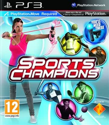 Sports Champion AT-PEGI